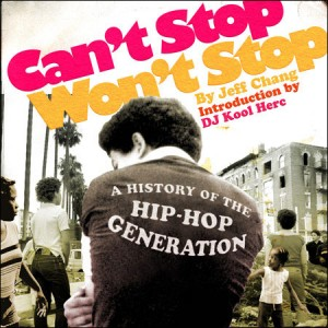 Can't Stop, Won't Stop (Jeff Chang)